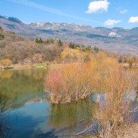 Приход весны в горы :: Сергей Яворский