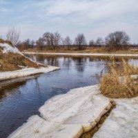 Слияние двух рек :: Андрей Дворников