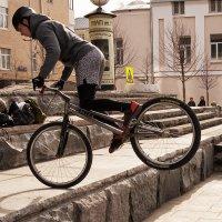 Прыжок на колесо :: Alex Sash