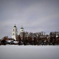 Храм Сошествия Святого Духа, г. Кыштым :: Людмила Якимова