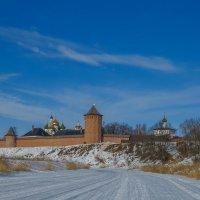 Спасо-Ефимиев монастырь :: Сергей Цветков