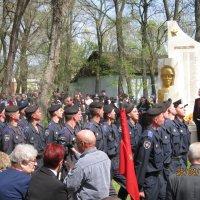 День памяти. Перезахоронение солдат ВОВ. :: Ирина Диденко