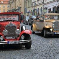 На улицах Праги :: Татьяна Панчешная