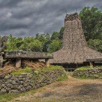 типичный дом острова Сумба :: Александр