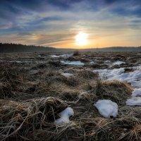 Морозные рассветы весны...2 :: Андрей Войцехов