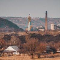 шахтерский поселок :: Алина Гриб