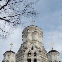 Звонница церкви Усекновения Главы Иоанна Предтечи в Дьяково :: Александр Качалин