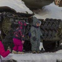 ИСУ 152 и дети :: Дима Пискунов