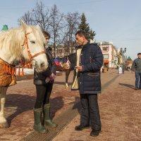 Продай лошадь?! :: Вадим Sidorov-Kassil