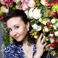 Модель цветы :: Дмитрий Пенкин