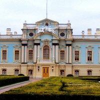 Мариинский дворец в Киеве знаменитого архитектора Растрелли :: Лара Амелина