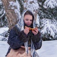 Краюшка хлеба :: Нина