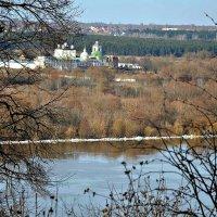 На реке Оке. :: Михаил Столяров