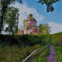 Лестница в Небо... :: Sergey Gordoff