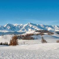 Северо - Чуйский хребет :: Александр Поборчий