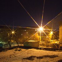 Ночные фонари :: berckut 1000
