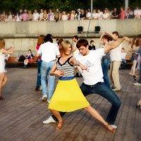 Танго...Танец Вечной Любви :: Vera Ostroumova