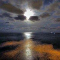 Ночное море :: Падонагъ MAX