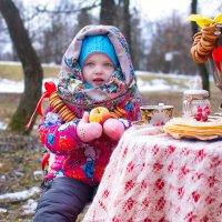малышка :: Ванда Азарова