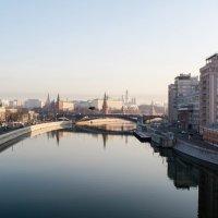Moscow morning :: Илья Сердитов