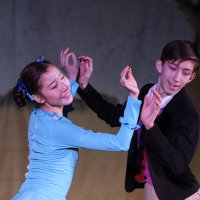 """Танец """"Влюбленных"""" :: Natalia Petrenko"""