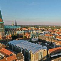 Вид на город с St. Peter Kirche :: Андрей K.