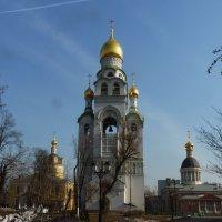 Москва... Рогожская старообрядческая слобода.... :: Galina Leskova