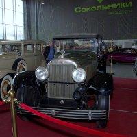 Олдтаймер 2017 :: Валерий Самородов