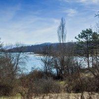 Симферопольское водохранилище :: Варвара