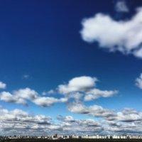 Облака над Москвой :: Karolina