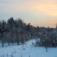 Зимняя река :: Владимир Лазарев