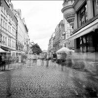 город живой :: Jiří Valiska