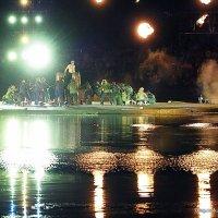 ночное шоу на воде :: Олег Лукьянов