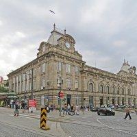 Железнодорожный вокзал Сан-Бенту в  Порту. :: ИРЭН@ Комарова