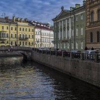 «Уголок»  Зимней канавки :: Valeriy Piterskiy