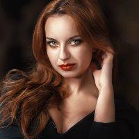 Обжигающая Кристина :: Александр Дробков