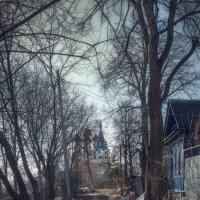 ВЕСНА... :: Sergey Komarov