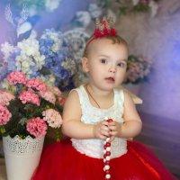 детство, принцесска :) :: Райская птица Бородина