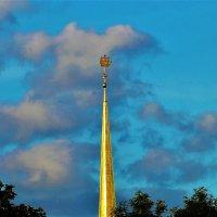Адмиралтейская игла... :: Sergey Gordoff