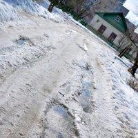 Дорога к дому :: Нина Алексеева