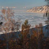 Зимний Байкал :: Александр Попов