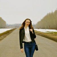 Веснааа....... :: Ирина Жеребятьева