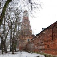 Древние стены Симонова монастыря. :: Oleg4618 Шутченко