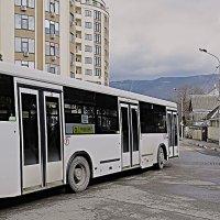 Пустой автобус :: Валерий Дворников