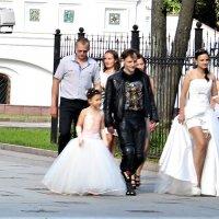 Крутые жених с невестой! :: Ираида Мишурко