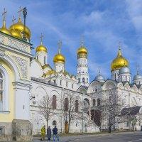 Золотые купола :: Сергей Фомичев