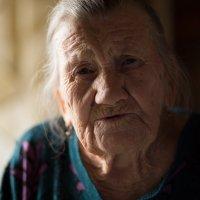 Моя бабушка :: Татьяна Кунчич