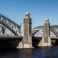 Мост Петра Великого :: Вадим *