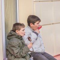 Два товарища (два)! :: Вячеслав Назаренко