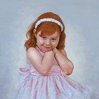 Девчушка :: Ирина Полунина